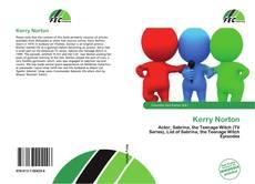 Couverture de Kerry Norton