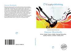Capa do livro de Gaynor Rowlands