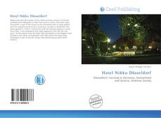 Hotel Nikko Düsseldorf kitap kapağı
