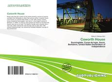 Bookcover of Coworth House