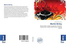 Bookcover of Martin Briley