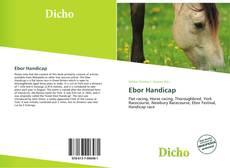 Bookcover of Ebor Handicap