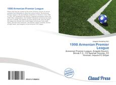 Bookcover of 1998 Armenian Premier League