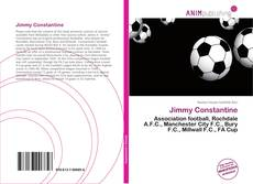 Bookcover of Jimmy Constantine