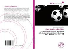 Обложка Jimmy Constantine