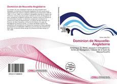 Bookcover of Dominion de Nouvelle-Angleterre