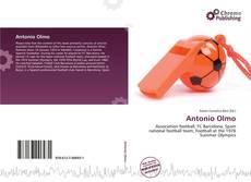 Bookcover of Antonio Olmo