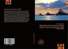 Capa do livro de Bataille de Tarente (1940)