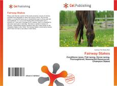 Bookcover of Fairway Stakes