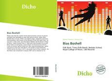 Buchcover von Bias Boshell