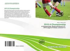 2010 A Championship kitap kapağı