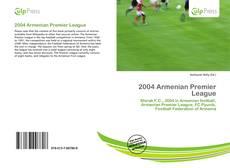 Portada del libro de 2004 Armenian Premier League