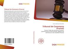 Bookcover of Tribunal de Commerce (France)