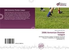 Bookcover of 2006 Armenian Premier League