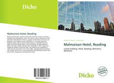 Bookcover of Malmaison Hotel, Reading