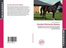 Buchcover von Gordon Richards Stakes