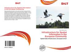Buchcover von Infrastructure for Spatial Information in the European Community