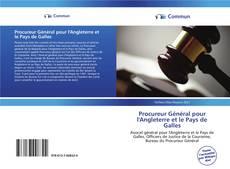 Bookcover of Procureur Général pour l'Angleterre et le Pays de Galles