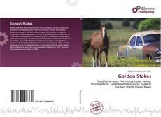 Buchcover von Gordon Stakes