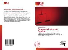 Обложка Bureau du Procureur Général