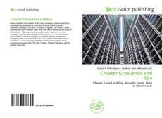 Chester Grosvenor and Spa kitap kapağı