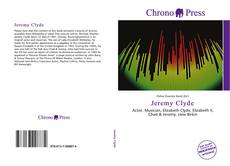 Bookcover of Jeremy Clyde