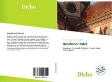 Buchcover von Headland Hotel