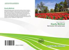 Bookcover of Equity Method