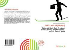 Borítókép a  Jens Juel (Diplomat) - hoz
