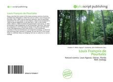 Louis François de Pourtalès kitap kapağı