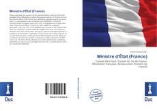 Ministre d'État (France)的封面