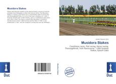 Bookcover of Musidora Stakes