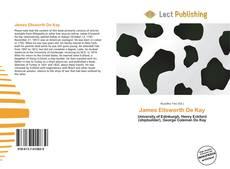 Bookcover of James Ellsworth De Kay