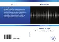Duncan Browne的封面