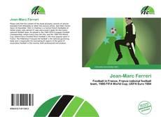 Bookcover of Jean-Marc Ferreri