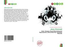 Buchcover von Jess Conrad