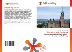 Copertina di Biscotasing, Ontario