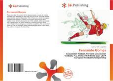 Copertina di Fernando Gomes