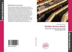 Capa do livro de Golden Arrow (train)
