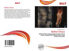 Bookcover of Betfair Chase