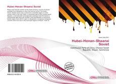 Hubei–Henan–Shaanxi Soviet kitap kapağı