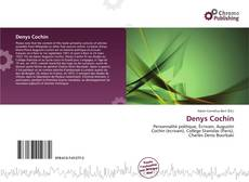 Bookcover of Denys Cochin