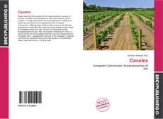 Capa do livro de Caselex