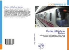 Portada del libro de Chester Hill Railway Station