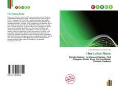 Обложка Hercules Ross