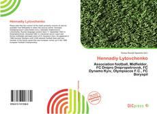 Bookcover of Hennadiy Lytovchenko