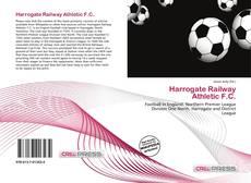 Capa do livro de Harrogate Railway Athletic F.C.