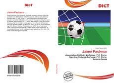 Buchcover von Jaime Pacheco