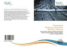 Buchcover von Hannover-Kleefeld Railway Station