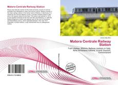 Обложка Matera Centrale Railway Station
